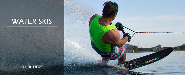 Clearance Water Skis and Waterski Equipment
